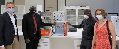Biomass research lab opens at Science University