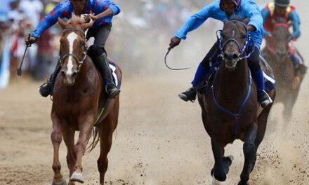 Okahandja hosts first-ever MTC horse racing derby