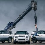 Defender takes Car of the Year award in Top Gear's annual competition