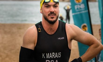 Konrad Marais rubs Namibian triathletes' noses in the sand – again!