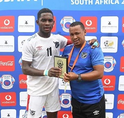 Young Warriors lose to Mozambique in U-20 COSAFA Cup final