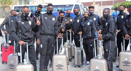 Young Warriors ready for Zambia in 2020 COSAFA clash