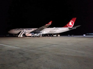 Namibia and Turkey promote international commercial air transport services – New cargo route introduced