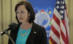 U.S. Ambassador condemns human trafficking