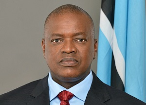 Botswana's Masisi to pay working visit to Namibia