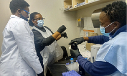 Health Ministry and CDC Namibia conduct researches on convenient and cost-effective long-term HIV care
