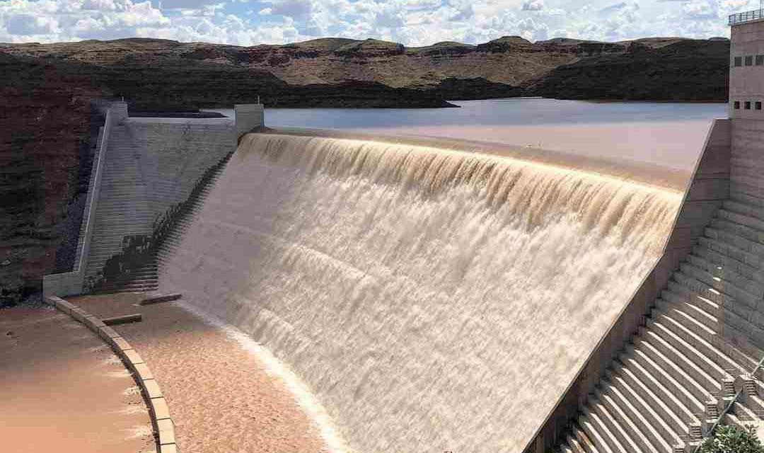 Namwater Dam Bulletin on Monday 20 September 2021