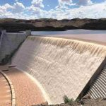Namwater Dam Bulletin on Monday 25 January 2021. Swakoppoort, Friedenhau, Goreangab, Neckartal and Oanob all spilling