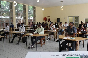 Green Enterprise Solutions inducts 25 students to build ICT-knowledge for the next generation of professionals