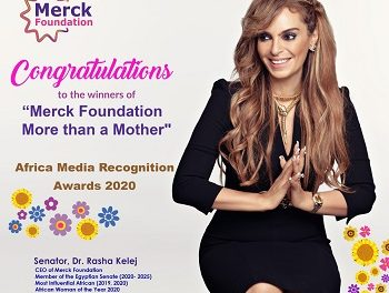 "Local women champion in the ""Merck Foundation More Than a Mother"" Africa Media Recognition Awards 2020 to break Infertility Stigma"