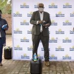 Dundee donates antibacterial soap to primary schools in Tsumeb