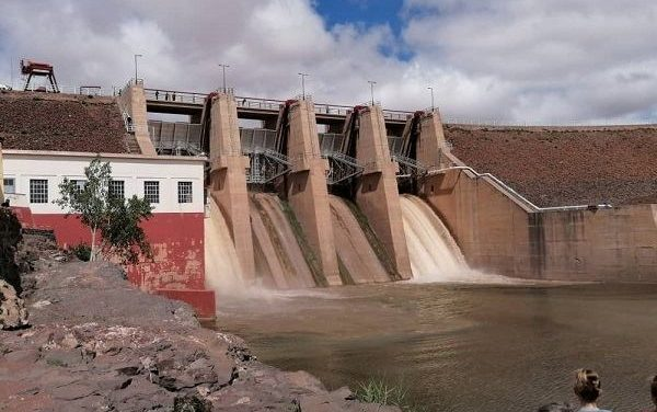 All four Hardap gates opened in anticipation of faster inflow after level reached 70.8%