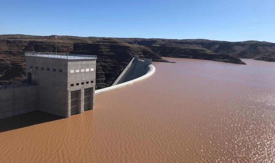 Namwater Dam Bulletin on Monday 04 October 2021