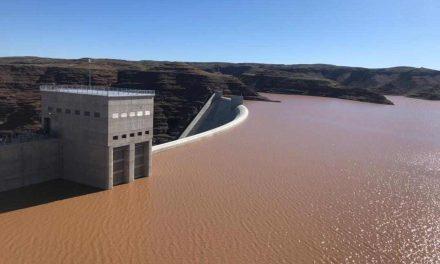 Namwater Dam Bulletin on Monday 19 July 2021