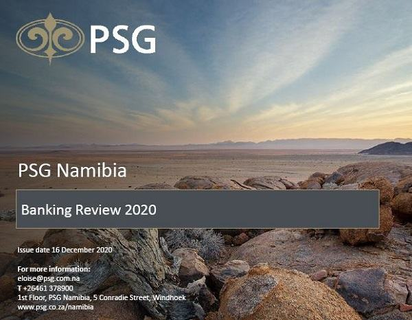 PSG had to adapt methodology for Banking Review but Bank Windhoek still came out best