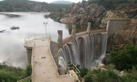 Namwater Dam Bulletin on Monday 03 May 2021