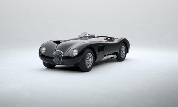 Celebrating 70 years: Jaguar C-type joins classic continuation family