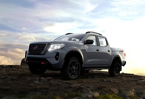 The new Navara continues Nissan's 60-year legacy of investment in Africa