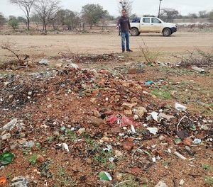 Concerned environmentalists re-ignite campaign to keep the country clean