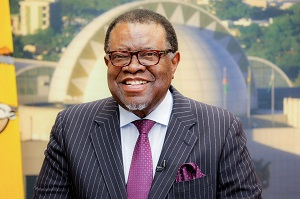 Corrupt officials taint Namibia – Geingob