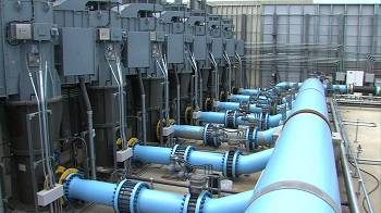 Feasibility study on desalination of seawater nears completion