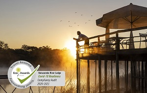 Gondwana Collection's assessed lodges in compliance with WHO hygiene and safety standards
