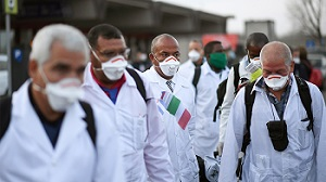 Namibia nominates Cuban medics for 2021 Nobel prize