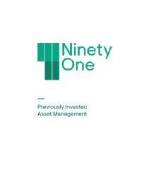 Oliver appointed as Ninety One Client Manager