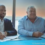 Telecom and Paratus announce major Public Private Collaboration to connect Namibia to Google's new undersea cable