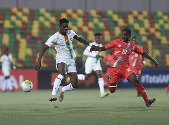 Young Warriors exit AFCON