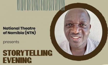 Praise poet Mwinga to grace storytelling evening at NTN