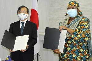 Japanese government to provide food aid worth N$42 million to Namibia
