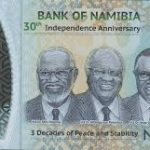 Namibia's N$30 commemorative banknote nominated for Banknote of the Year Award