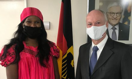 German supports Namibian LGBTIQ+ rights