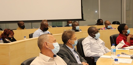 City of Windhoek, UNAM work on a research-based municipal governance system