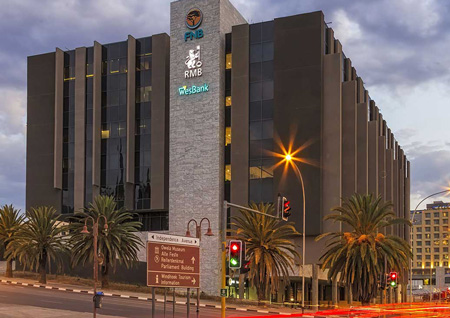 FirstRand Namibia's headline earnings down by 9.8%