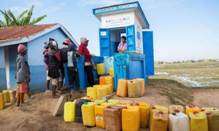 Replenish Africa Initiative benefits over 4,000 communities in 41 African countries