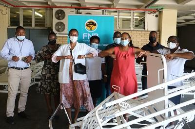 Katutura hospital beds get facelift courtesy of FirstRand Namibia Hope Fund