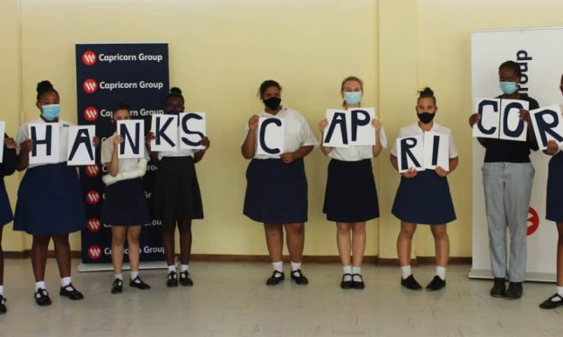 Capricorn Group continues with initiative to impact learner's representative committees