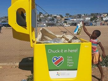 Recycle Forum's first community recycling project to be launched this week