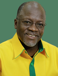Geingob conveys condolences following the death of Tanzania's Magufuli