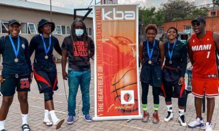 Khomas Basketball Association hosts first 3×3 amid COVID-19