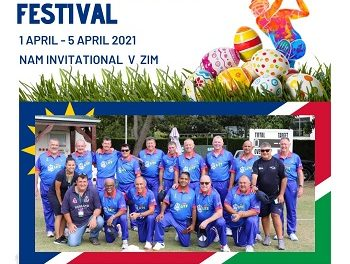 'Old timers' to play in over 50's cricket Easter festival against Zim