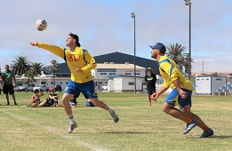 Fistball League action to commence this weekend