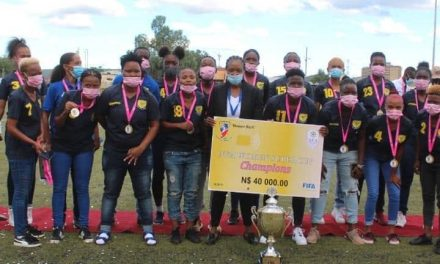 Tura Magic crowned champions of the NFA Women's Super League Cup