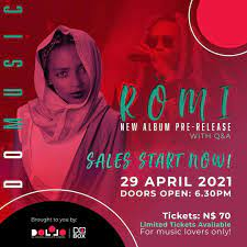 DoBox teams up with local award winning artist RÖMI for exclusive show