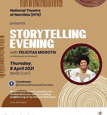 NTN to host Setswana storyteller and praise poet