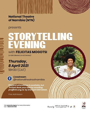 NTN to host Setswana storyteller and praise poet