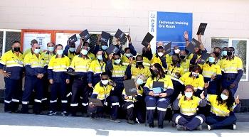 25 Rössing employees graduate from University of Stellenbosch business school