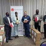 14 schools in the north to benefit from donation of textbooks and teacher's guides